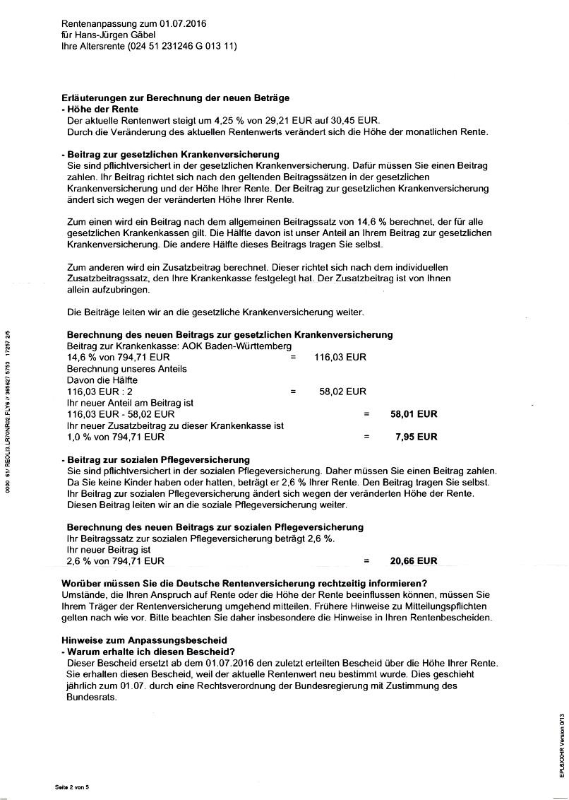 konto deutsche rentenversicherung